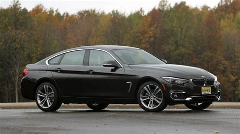 Bmw 430i Coupe Review 2018 bmw 430i gran coupe review better than the 3 series