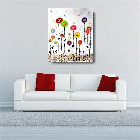 dipinti di fiori moderni oltre 25 fantastiche idee su dipinti di fiori astratti su
