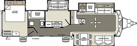 destination trailer floor plans forest river sierra destination destination trailer by