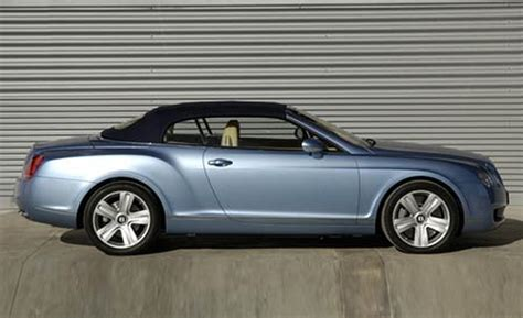 2007 bentley continental convertible 2007 bentley continental gtc convertible photo