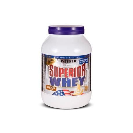 Superior Whey superior whey 750 gr