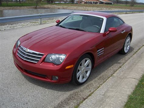 how it works cars 2004 chrysler crossfire auto manual 2004 chrysler crossfire pictures cargurus