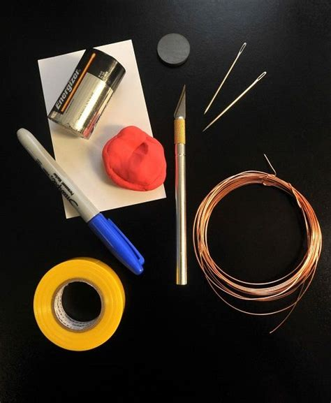 simple electric circuit materials how to make a simple electric motor electric science