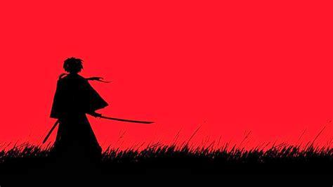 Samurai X samurai x kenshi black hd wallpaper free
