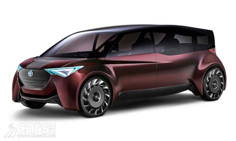 comfort cars toyota fine comfort ride concept is a luxury hydrogen car
