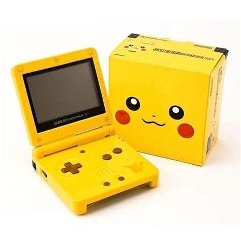 Lego Wall Stickers nintendo gameboy advance sp limited edition pikachu