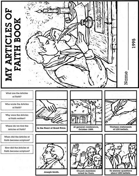 coloring books for adults article the articles of faith friend