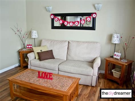 valentine home decor diy home decor ideas for valentine s day cute diy projects