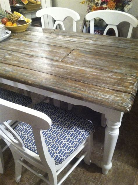 Redo Kitchen Table And Chairs by 20 Diy Furniture Ideas Our Kitchen Table Redo