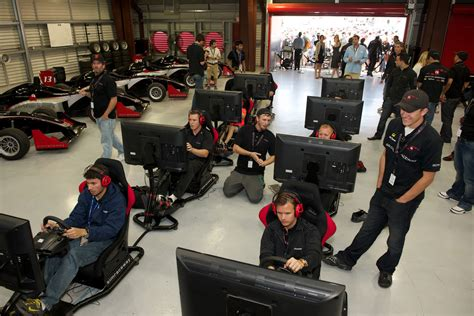 racing school ignite opens simraceway performance center virtualr net