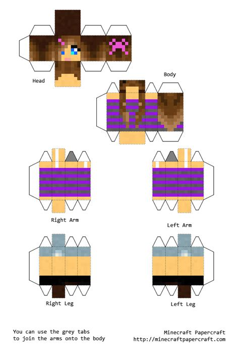 Minecraft Papercraft Cat - papercraft from join me stevie minecraft