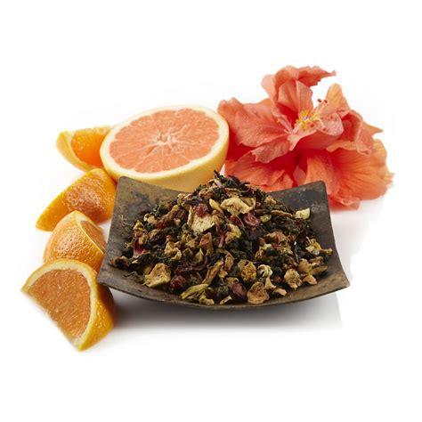 Wulung Teh orange wulong leaf oolong tea teavana