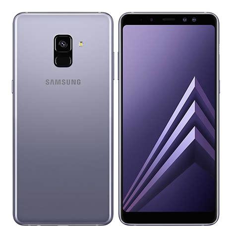 Samsung A8 2018 Orchid Gray samsung galaxy a8 2018 64gb orchid gray samsung