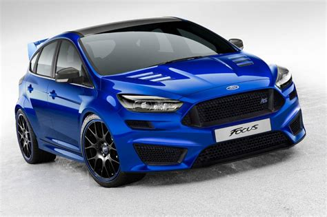 New Ford Focus Rs by New Ford Focus Rs Edges Closer To 2016 Launch Pictures