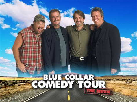 blue collar theology from the blue collar comedy tour intersections