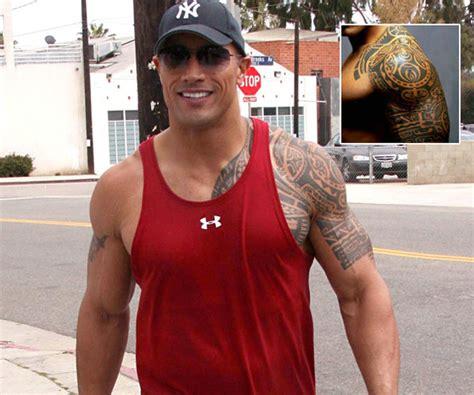 dwayne johnson tattoo date the rock tattoo sleeve www pixshark com images