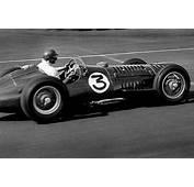 Juan Manuel Fangio  1951 1954 1957