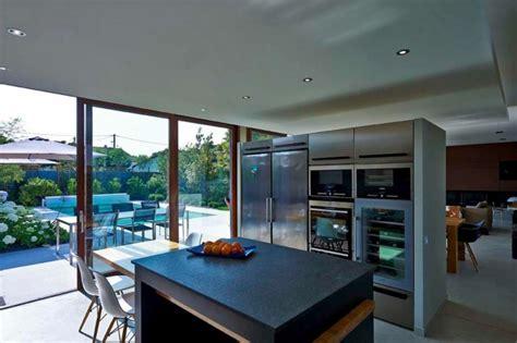 Modern Cottage Design R 233 Novation Et Extension D Une Maison Contemporaine 224
