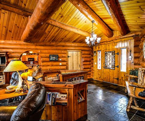 log cabin decor log cabin decorating and rustic decor