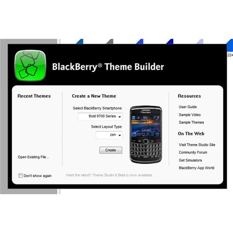 theme creator blackberry how to create your own blackberry themes using plazmic