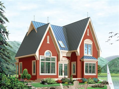 Steep Pitched Roof House Plans Steep Pitched Roof House Plans
