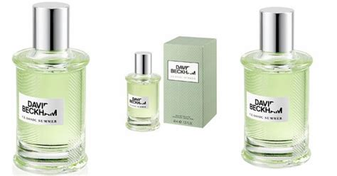 David Sea Parfume david beckham classic summer new fragrances