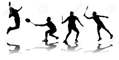 clipart badminton badminton clipart clipartsgram