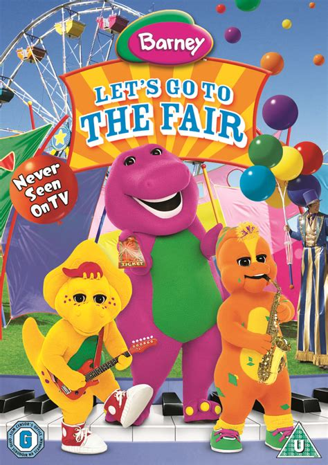 Go Explore barney let s go explore dvd pictures to pin on