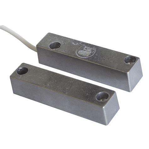 allarme per porte contatto magnetico allarme antifurto in alluminio per