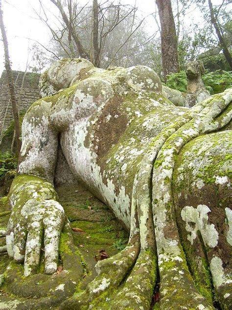 Garden Monsters Italy S Garden Of Monsters Amazing World