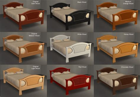 soma bed mod the sims 9 recolors of maxis quot soma sleep well