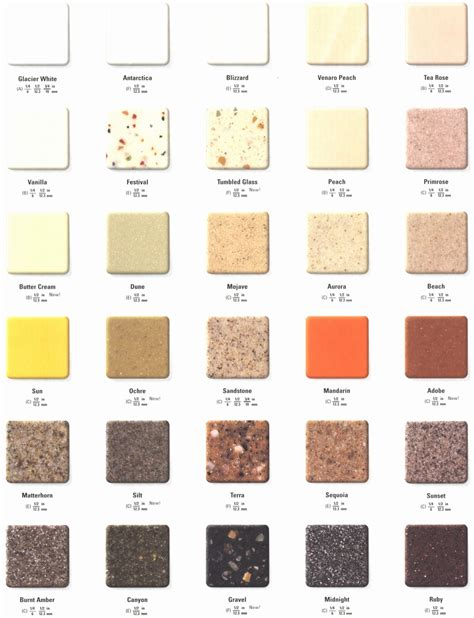 corian countertops colors awesome picture of corian countertop colors fabulous