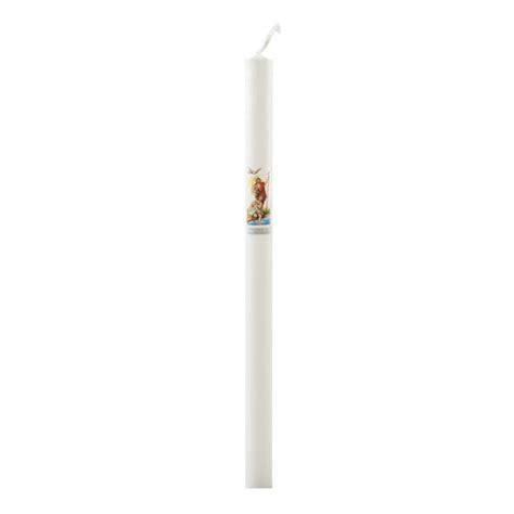 candela battesimo candela battesimo piccola ostificio domus particole