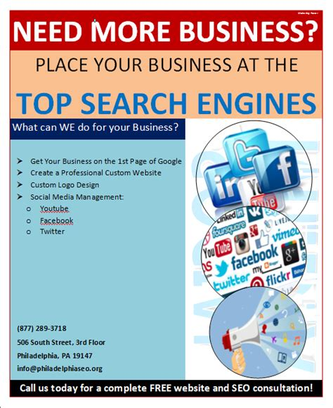 microsoft word templates for flyers free ms word sales flyer