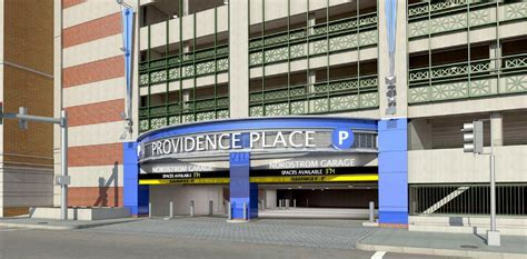 Providence Place Mall Parking Garage by Parking To Partially Replace Mall S Vacant Penney Store Wjar