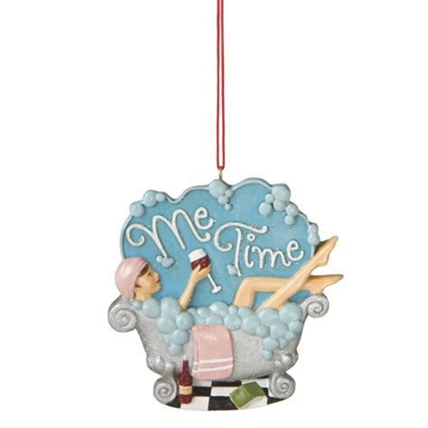 bathtub christmas ornament me time bathtub christmas ornament