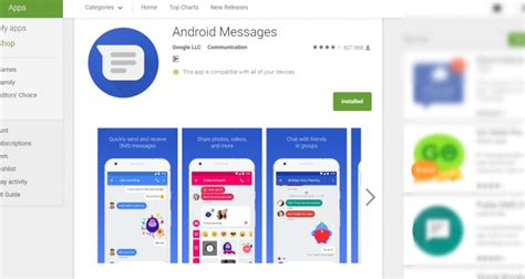 imessage to android is copying imessage best feature and pasting it to android messages innov8tiv