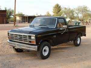 1986 Ford F150 4x4 1986 Ford F150 4x4 1986 Ford F150