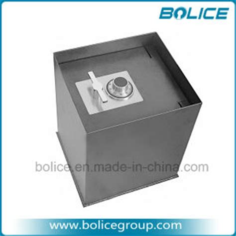 china high security floor mounted safe box china