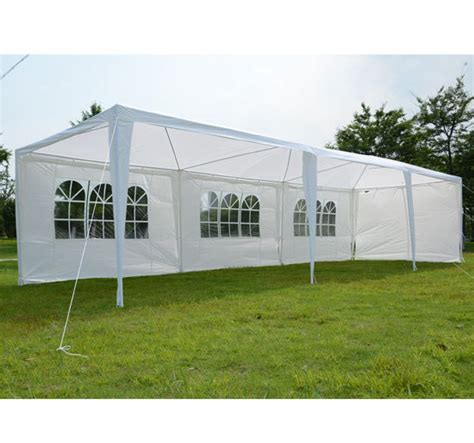 white party tent gazebo canopy