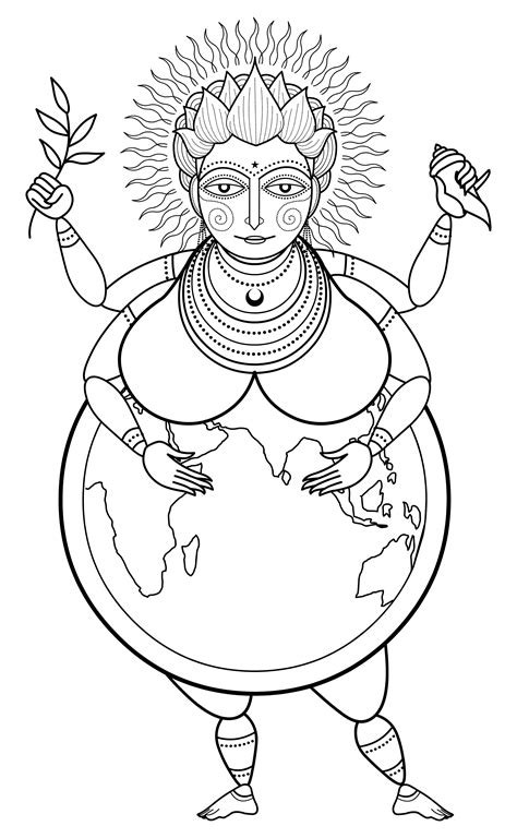 mother earth coloring page excellent mother earth coloring pages photos exle