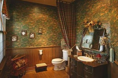 Decorating Ideas For A Small Country Bathroom Aranżacja Domu W Stylu Rustykalnym Dom Pl