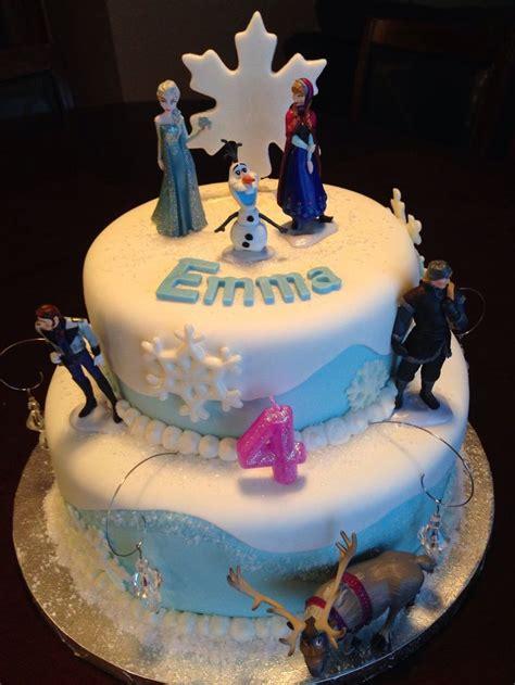 Freezer Cake disney frozen birthday cake birthday cakes