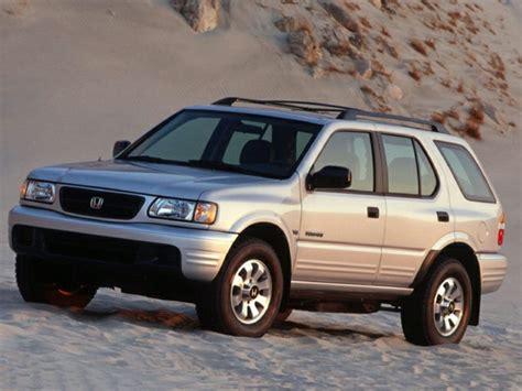 how make cars 1998 honda passport seat position control honda passport reviews specs and prices cars com