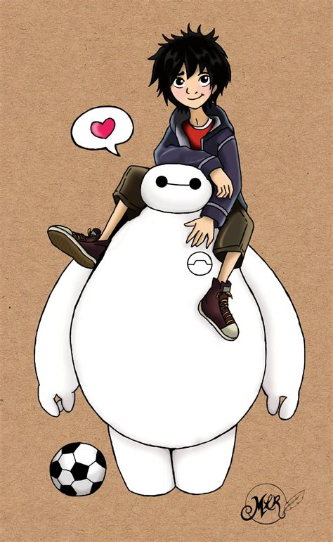 baymax wallpaper para android baymax and hiro by mlatimerridley deviantart com on