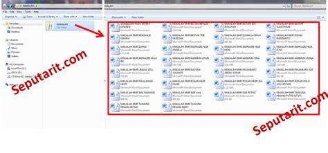membuat file menjadi zip ini dia cara membuat file folder dalam bentuk format zip rar