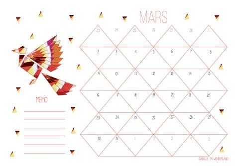 Calendrier 9 Mars 2015 Calendriers Mensuels Mars 2015 224 Imprimer Gratuit