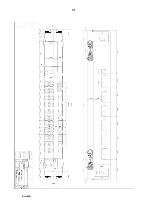 Sleeper Berth Layout by Caf Caledonian Sleeper Lhcs Page 3 Railuk Forums