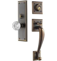 Front Door Handle Lock Coleman Octagonal Knob Exterior Door Set Rejuvenation