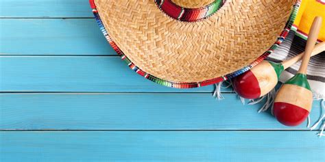 How To Celebrate Cinco De Mayo Like A True Mexican Huffpost Mexican Themed Powerpoint Template